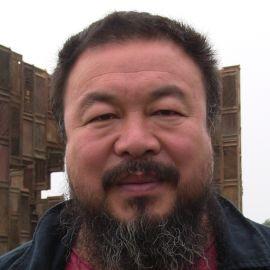 Ai Weiwei Headshot