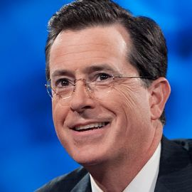 Stephen Colbert Headshot