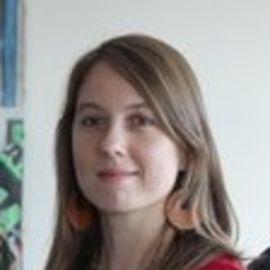 Gwenaëlle Gobé Headshot