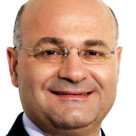 Costas Markides Headshot