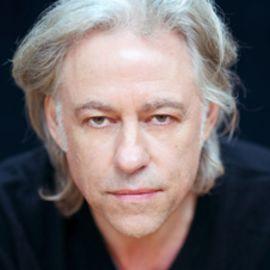 Sir Bob Geldof Headshot