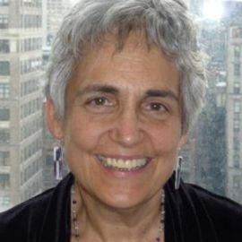 Margot Adler Headshot
