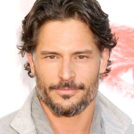 Joe Manganiello Headshot