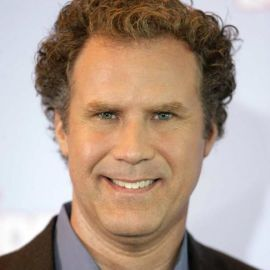 Will Ferrell Headshot