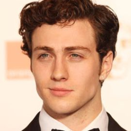 Aaron Taylor-Johnson Headshot