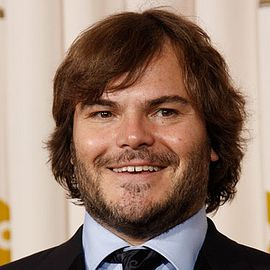 Jack Black Headshot