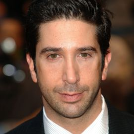 David Schwimmer Headshot