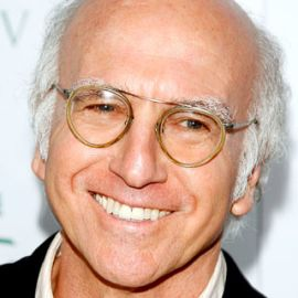 Larry David Headshot