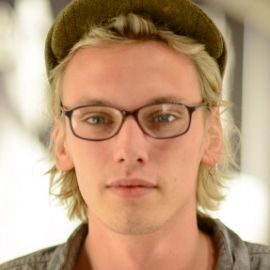 Jamie Campbell-Bower Headshot