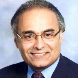 Dr. Anil Menon Headshot