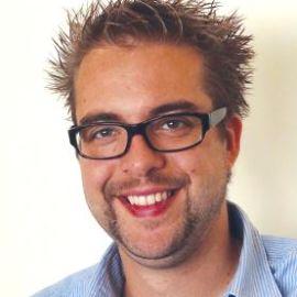 Dries Buytaert Headshot