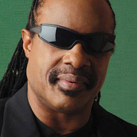 Stevie Wonder Headshot
