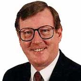 David Trimble Headshot