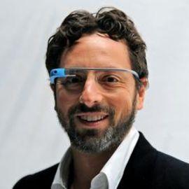 Sergey Brin Headshot