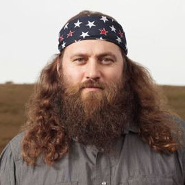 Willie Robertson Headshot