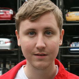 Johnny Pemberton Headshot