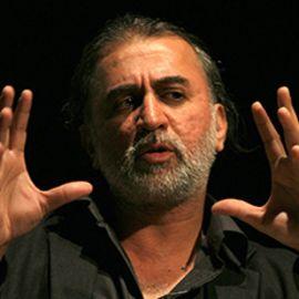 Tarun J Tejpal Headshot