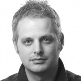 Iain Roberts Headshot