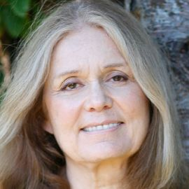 Gloria Steinem Headshot