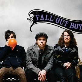 Fall Out Boy Headshot