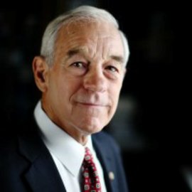 Ron Paul Headshot