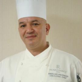 Abdellah Aguenaou Headshot