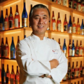 Nobuyuki Matsuhisa Headshot