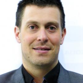 Kristoffer Holm Headshot