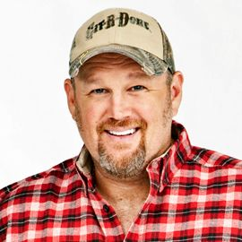 Larry The Cable Guy Headshot