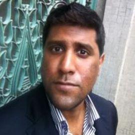 Sajeev Chakkalakal Headshot