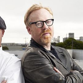MythBusters Hosts Headshot
