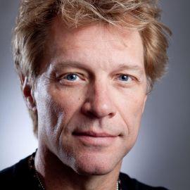 Jon Bon Jovi Headshot