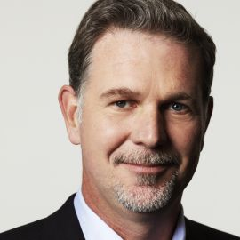 Reed Hastings Headshot