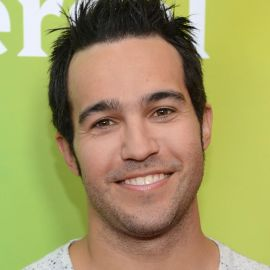 Pete Wentz Headshot