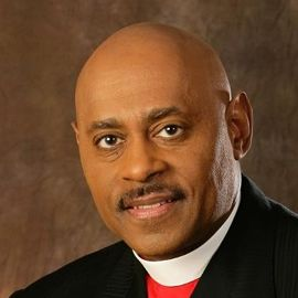 Bishop Paul S. Morton Headshot
