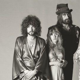 Fleetwood Mac Headshot
