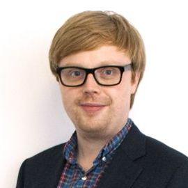 Oliver Snoddy Headshot