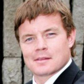 Brian O'Driscoll Headshot