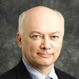 Ron Robinson Headshot