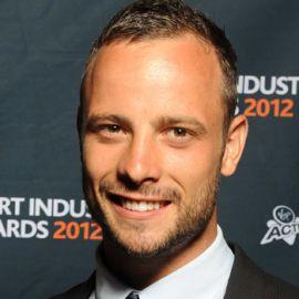 Oscar Pistorius Headshot