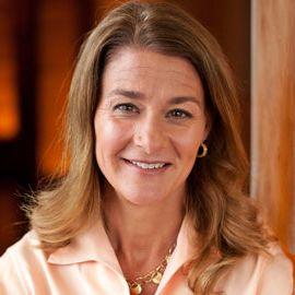 Melinda French Gates Headshot