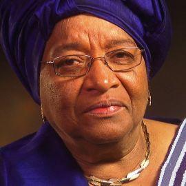 Ellen Johnson-Sirleaf Headshot