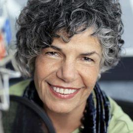 Susan Stamberg Headshot