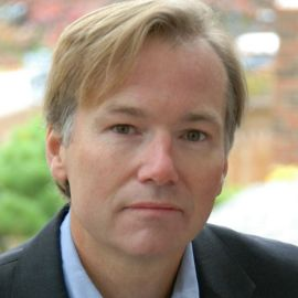 Steve Coll Headshot