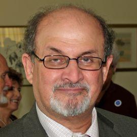 Salman Rushdie Headshot