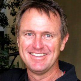 Chris Carmichael Headshot