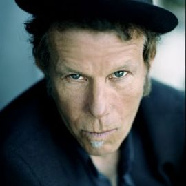 Tom Waits Headshot