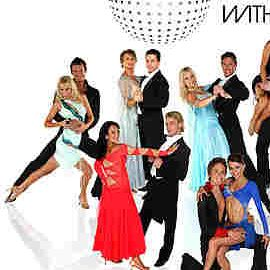 The Stars of Dancing With the Stars Headshot