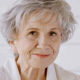 Alice Munro Headshot