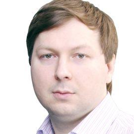 Dmitry Grishin Headshot